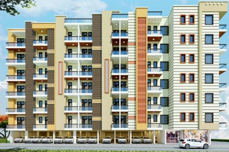 Images for Elevation of Satyam Paradise