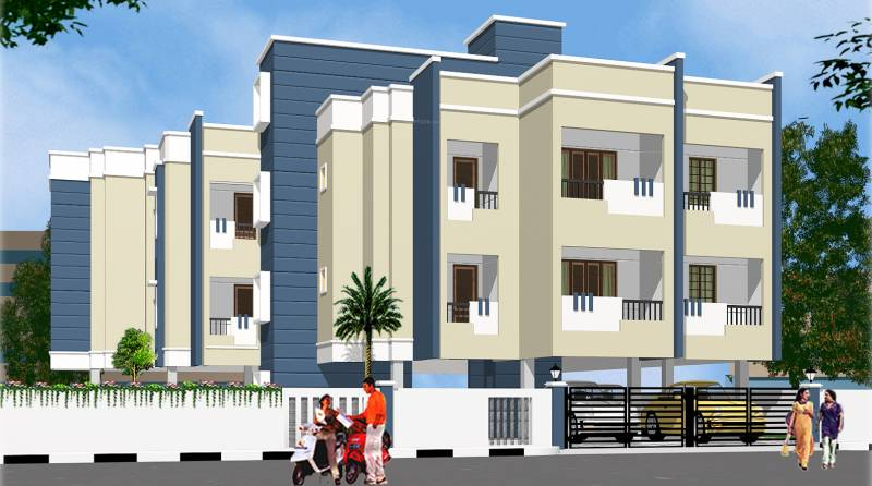 Images for Elevation of Sivarams Meghna