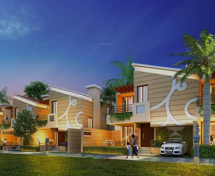 Images for Elevation of Gems City Villa