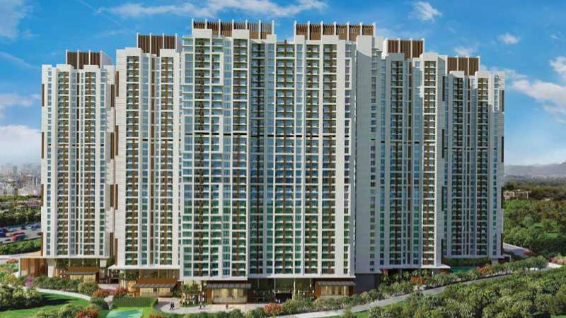 Images for Elevation of MICL Aaradhya Highpark Project 1 Of Phase I