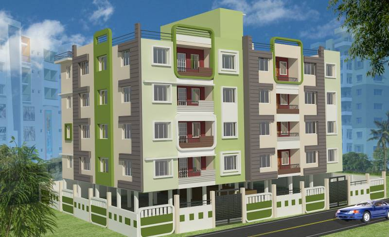 Images for Elevation of Amrita Sweta Apartment