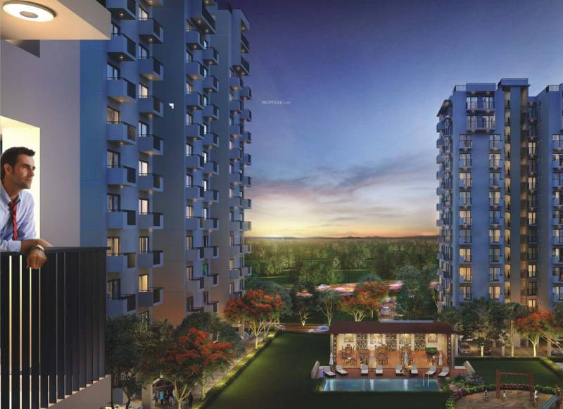 Images for Elevation of Essel Asha Panchkula By Zee Phase 2