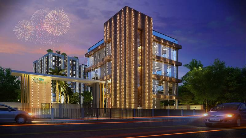 Images for Elevation of Banyan The Sky Garden