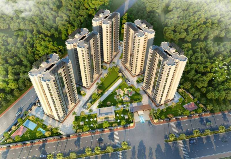 Images for Elevation of Vera Prestige Towers