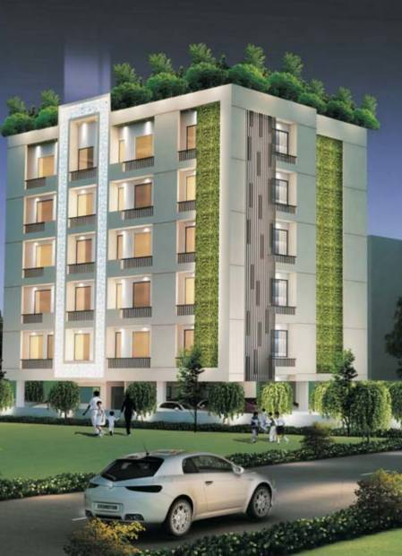 Images for Elevation of Meharia Oxford Devaa