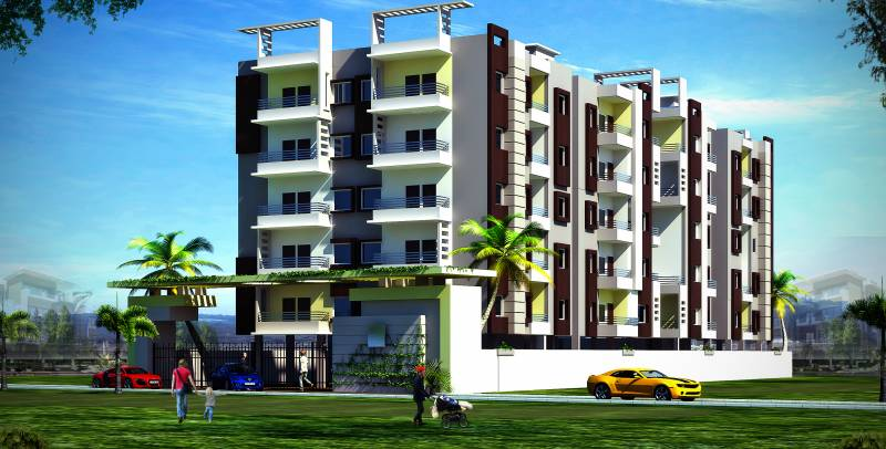 Images for Elevation of Shree Triveni Sapphire