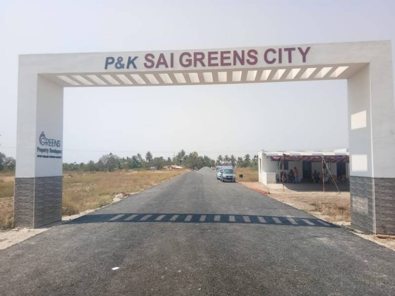 Images for Main Other of Greens Sai Greens City Plot