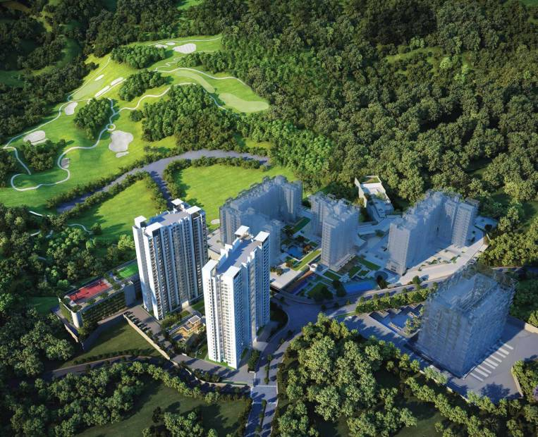 Images for Elevation of Godrej Golf Meadows Godrej City