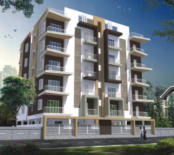 Images for Elevation of Subham AB Residency