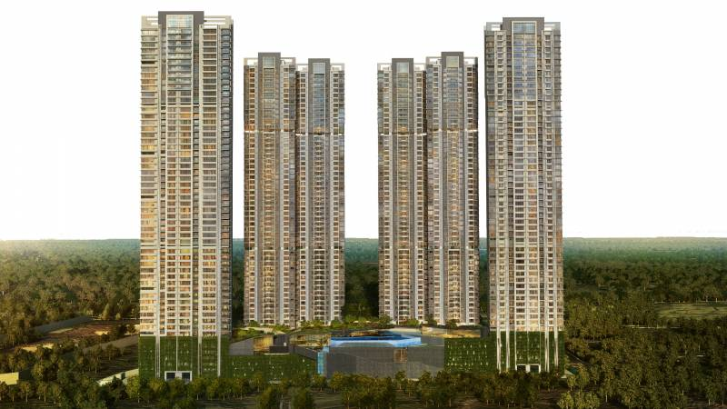 Images for Elevation of Sheth Montana Phase 3