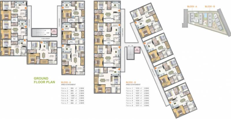 Images for Cluster Plan of Gayatri Vaishnaoi Eternis