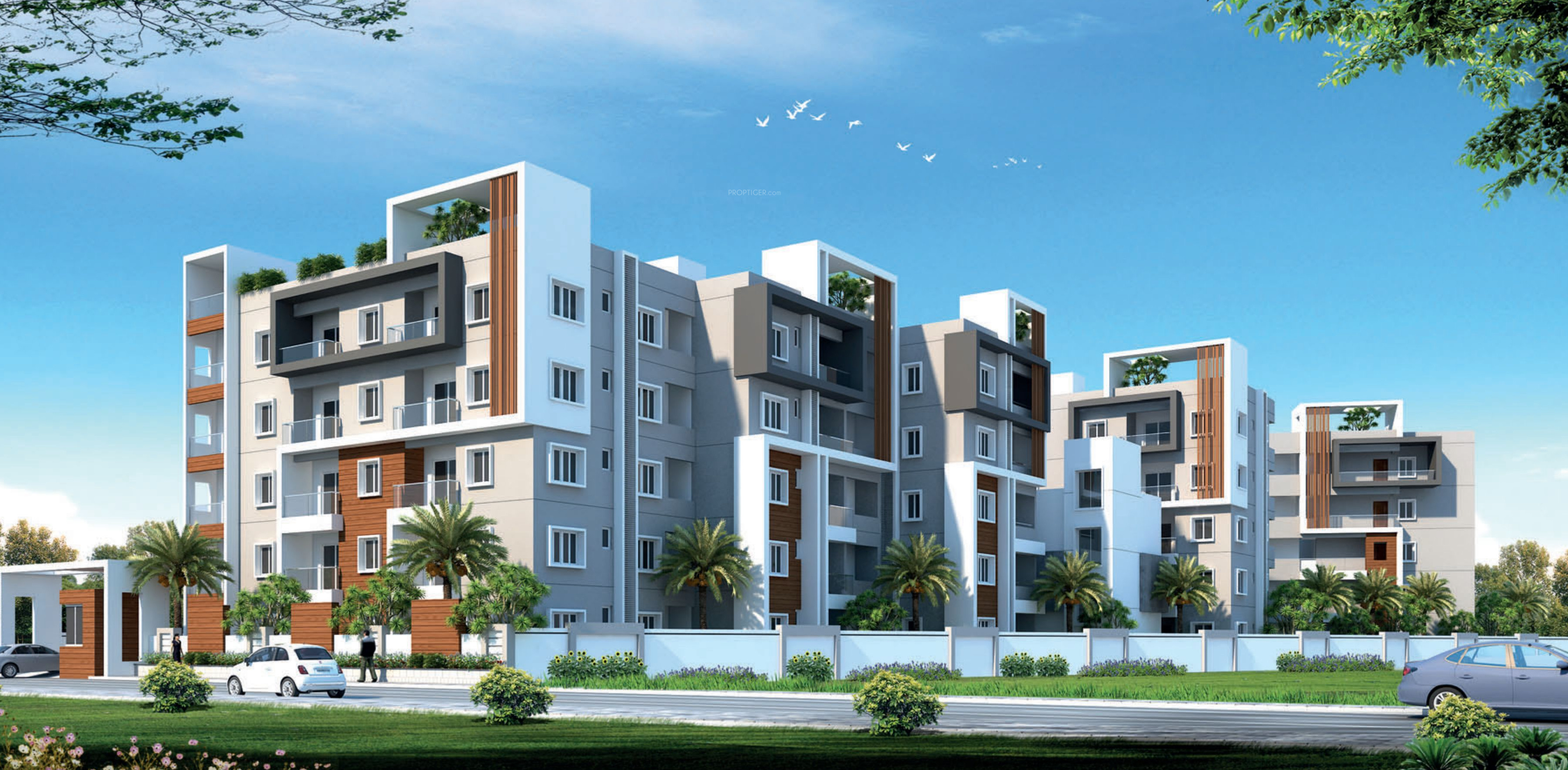 Flats Apartments In Mysore Residential For Proptiger