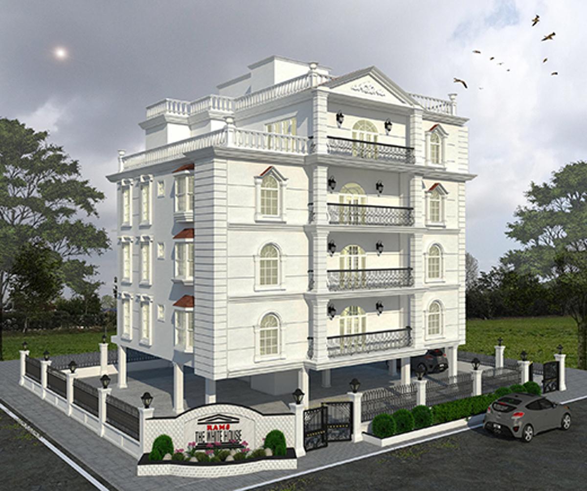 Rams White House In Besant Nagar Chennai Price Location Map