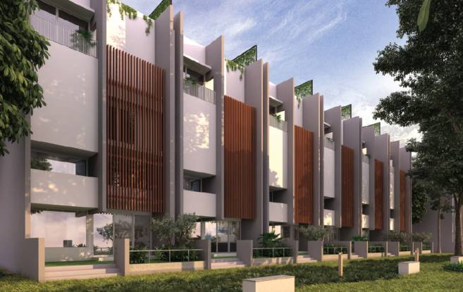 Images for Elevation of Assetz Leaves And Lives Phase 1