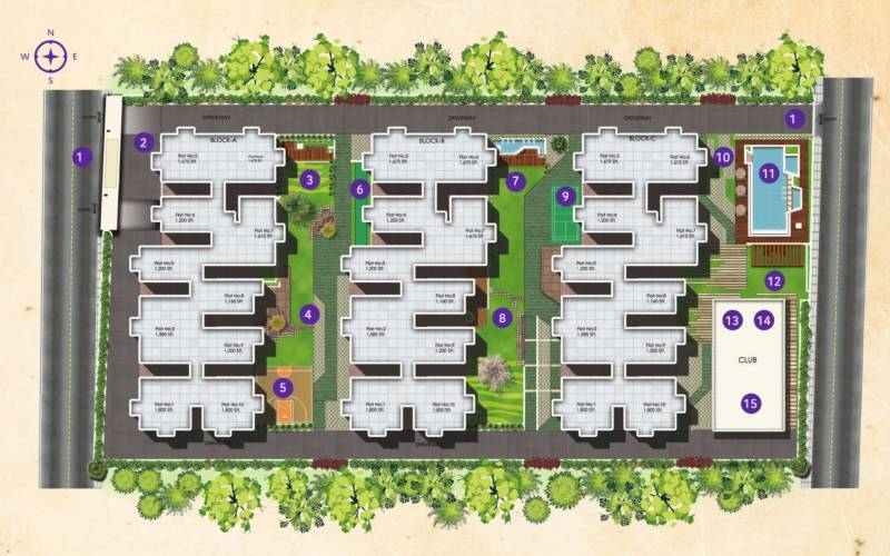 Images for Master Plan of Sukhii 9