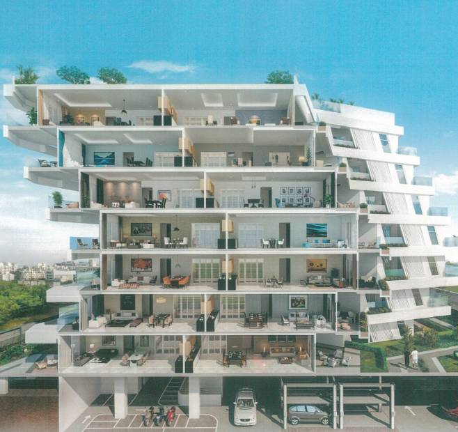 Images for Elevation of Naiknavare Eminence Project 2