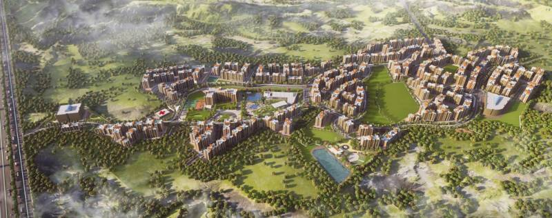 Images for Elevation of Puraniks City Sector 3