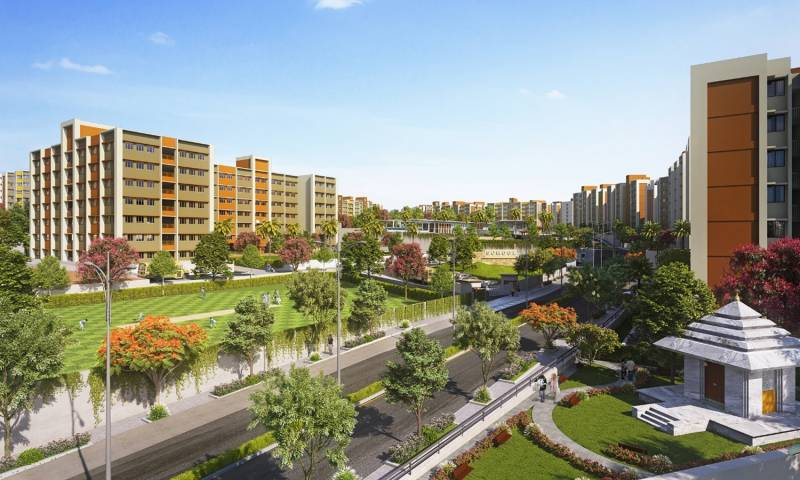 Images for Elevation of Puraniks City Sector 1