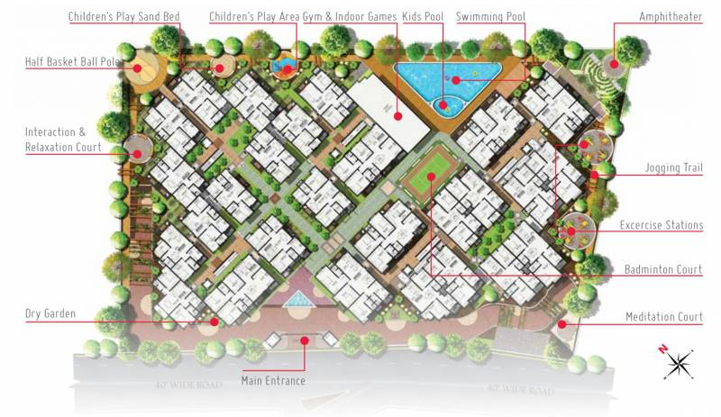 Images for Site Plan of Narya 5 Elements