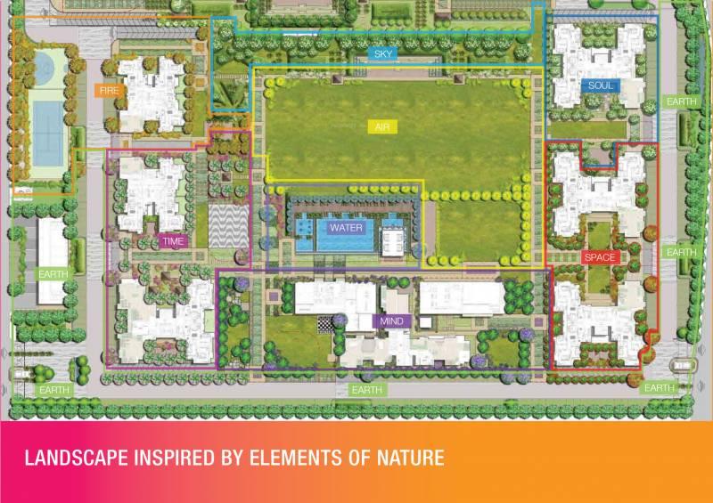 Images for Layout Plan of Godrej Nurture Phase 1