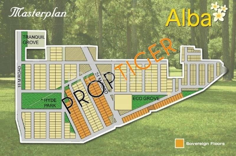 sovereign-floors Images for Layout Plan of Ansal Sovereign Floors