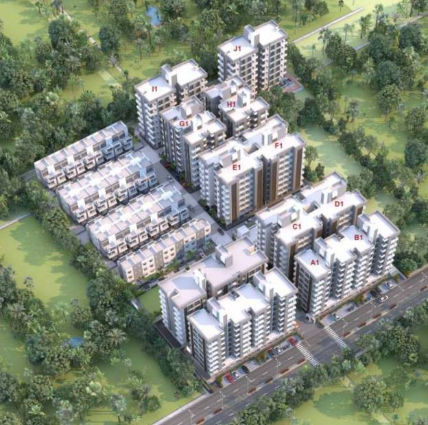 Images for Elevation of Shree Shrinand City 10