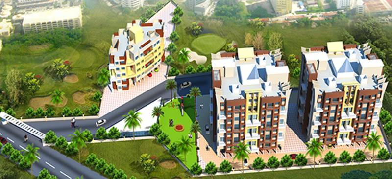 Images for Elevation of Ankit Fiona Phase 2