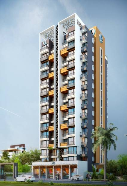 Images for Elevation of LK Prince Tower