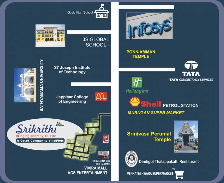 Images for Location Plan of Jansen Srikrithi