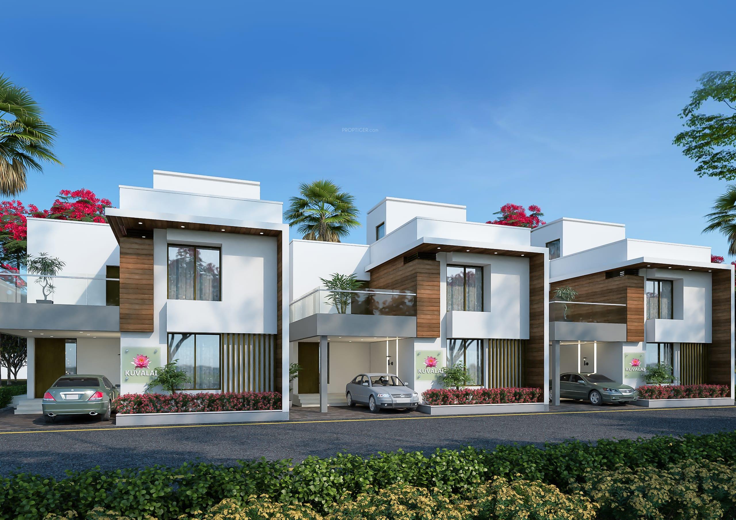 Ks Atti Villas In Vadavalli Coimbatore Price Location Map Floor Plan Amp Reviews Proptiger Com