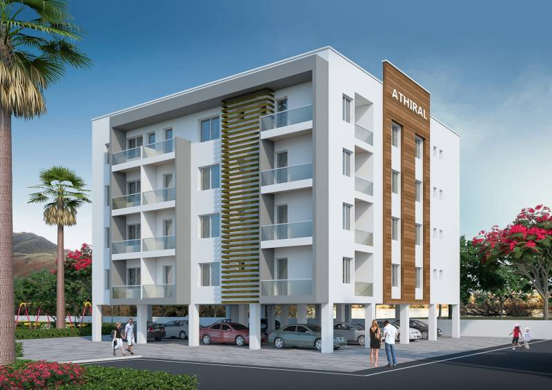 Images for Elevation of KS Atti Apartments