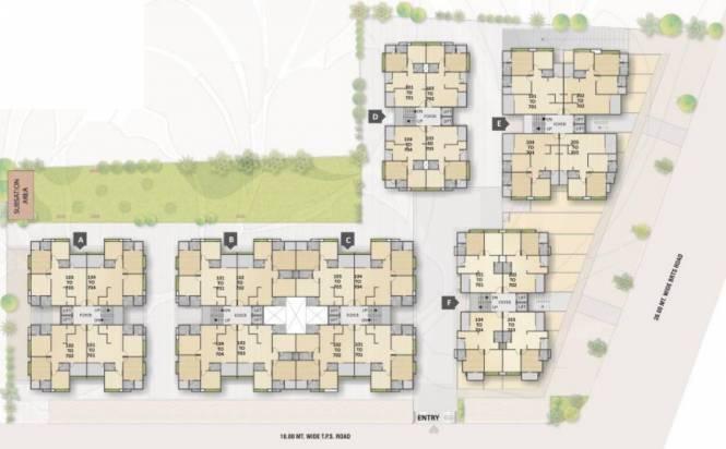 Images for Layout Plan of Utsav Elegance
