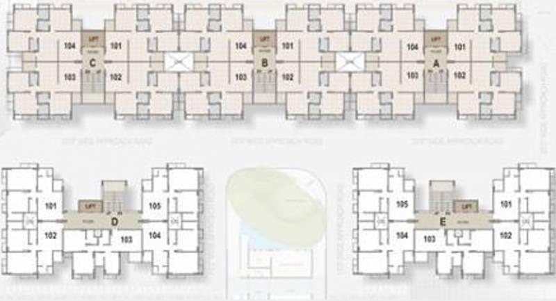 Images for Layout Plan of Shreeji Devkrupa Greens