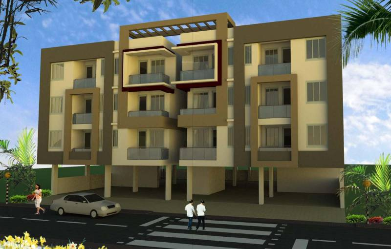 Images for Elevation of Shri Ratnam The Address