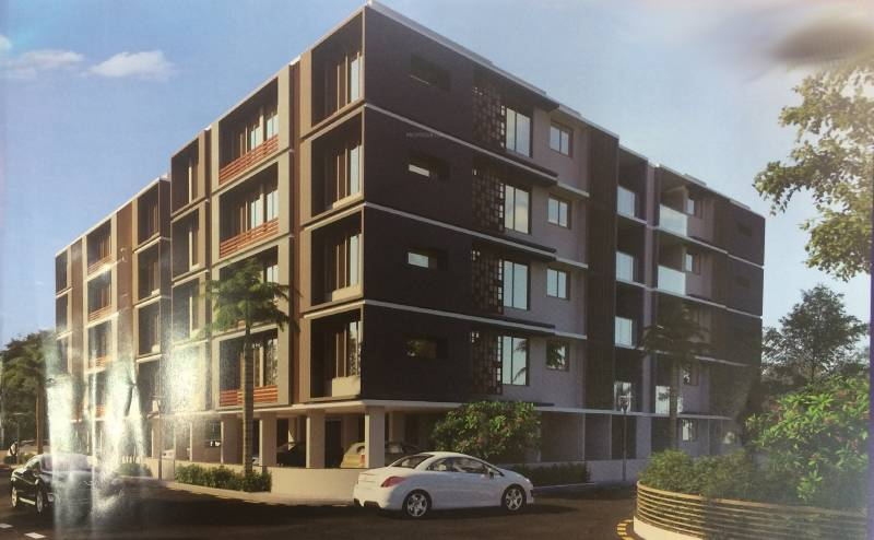 Images for Elevation of Aadinath Rushabh Elegance Block B