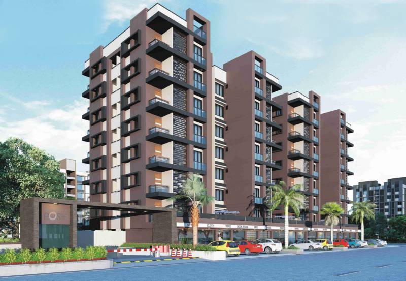 Images for Elevation of Madhuram Posh