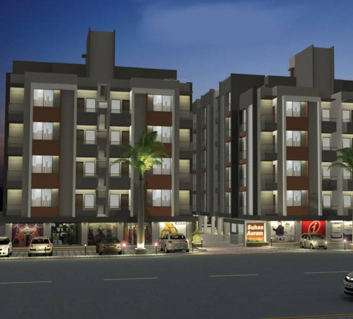 Images for Elevation of Shree Varahi Suhas Auram