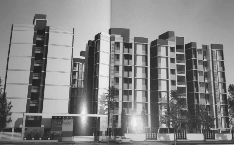 Images for Elevation of Ashirvad Avenue