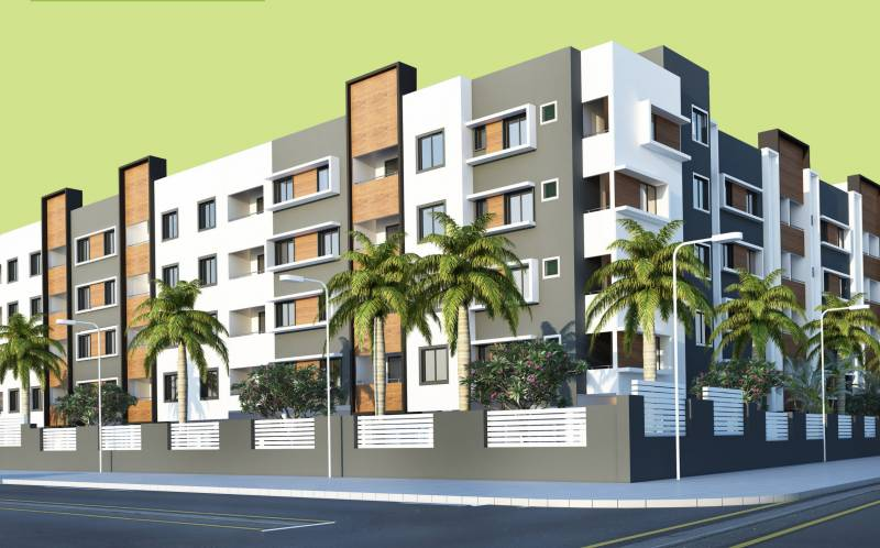 Images for Elevation of Isha Anandham