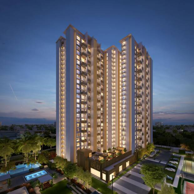 Images for Elevation of Mahindra Windchimes Phase 2