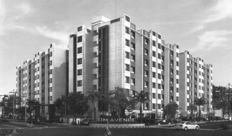 Images for Elevation of Prashanti Nilayam Om Avenue
