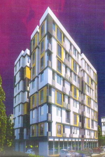 Images for Elevation of Sarkar Shah E Alam Residency