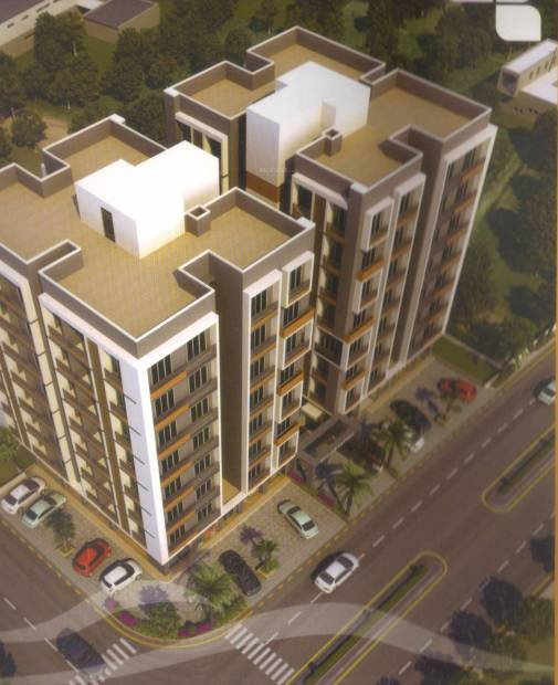 Images for Elevation of AL Fatima Bagh E Fatima Apartment