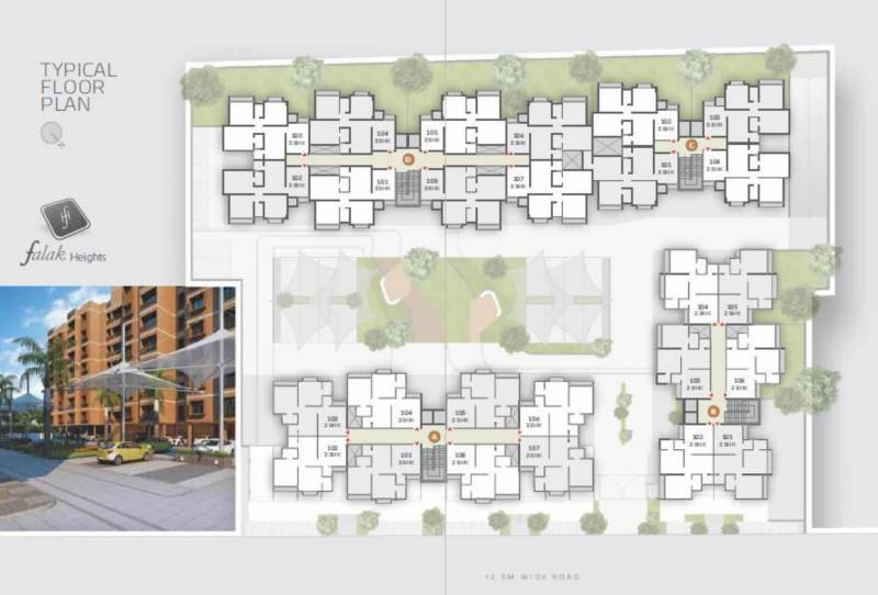 Images for Cluster Plan of Sky Falak Heights