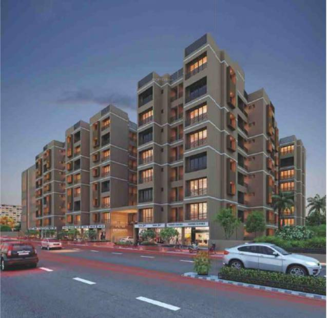 Images for Elevation of Sky Falak Heights