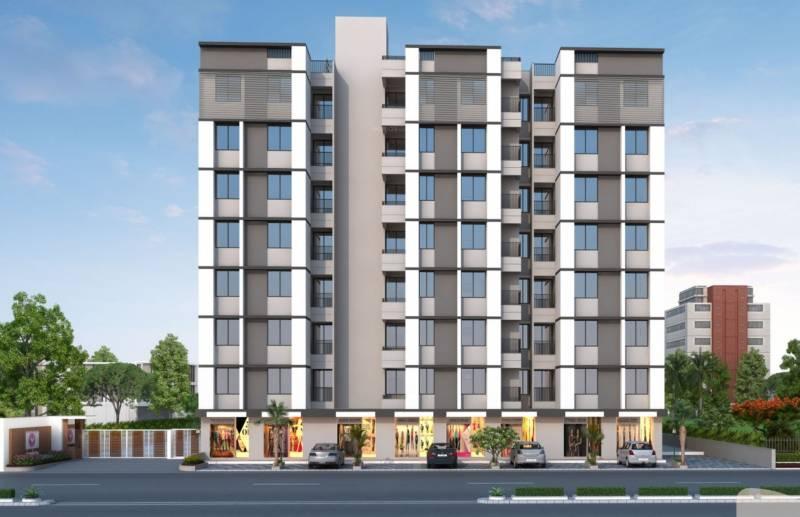 Images for Elevation of Shree Ashtavinayak Laxmi Kunj Residency