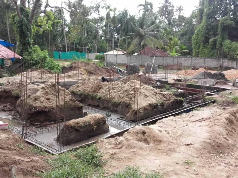 Images for Construction Status of IndusGratia Green Rich Villas