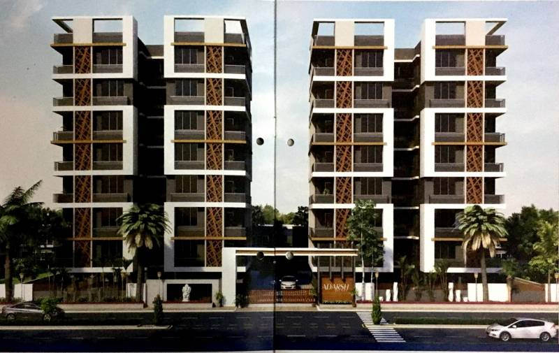 Images for Elevation of Gurukrupa Adarsh Avenue