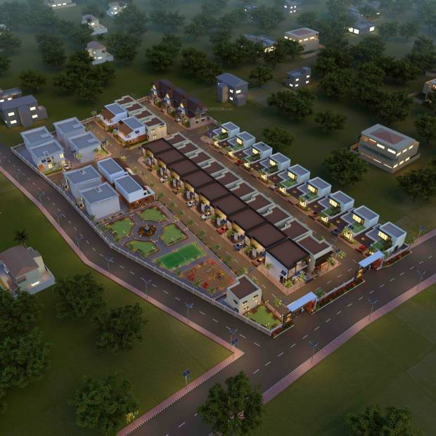 Images for Elevation of JRD Lush Villas