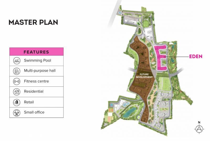 Images for Master Plan of Brigade Eden At Brigade Cornerstone Utopia